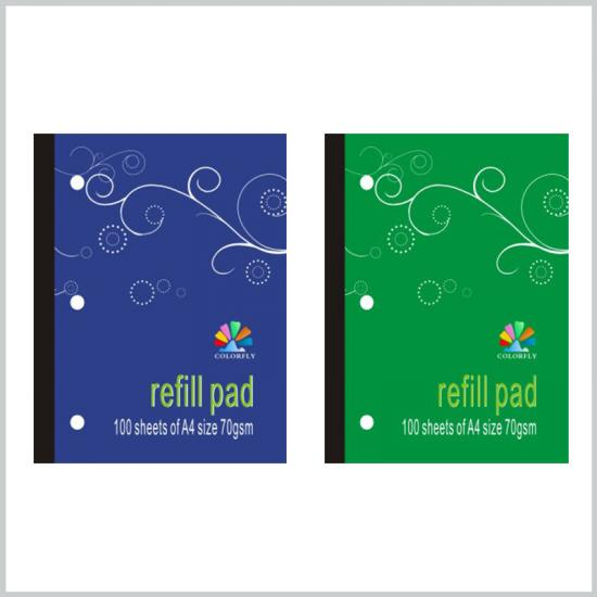 Best value refill pad for high school student