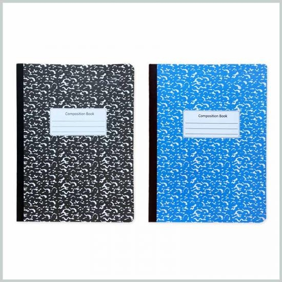 Wide Ruled Writing Notebook For Boys and Girls