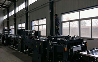 Increased Input in Production Line